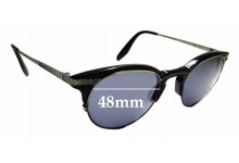 Sunglass Fix Sunglass Replacement Lenses for Barton Perreira Roux - 48mm Wide