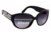 Sunglass Fix Sunglass Replacement Lenses for Bvlgari 8037B - 60mm Wide