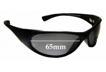 Sunglass Fix Sunglass Replacement Lenses for Cancer Council Australia Logan - 65mm Wide