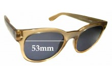 Sunglass Fix Sunglass Replacement Lenses for Cancer Council Australia Lilli Pilli - 53mm Wide