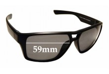 Sunglass Fix Sunglass Replacement Lenses for Cancer Council Australia Rothbury - 59mm Wide