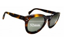 Sunglass Fix Sunglass Replacement Lenses for Celine CL 41801/S - 52mm Wide