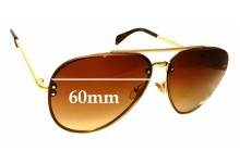 Sunglass Fix Sunglass Replacement Lenses for Celine CL 41391/S - 60mm Wide