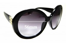 Sunglass Fix Sunglass Replacement Lenses for Chanel 5159-H - 56mm Wide
