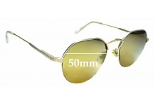 Sunglass Fix Sunglass Replacement Lenses for Crap Eyewear The Joy Brigade - 50mm Wide