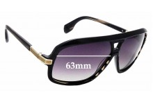Sunglass Fix Sunglass Replacement Lenses for Dita Sig - 63mm Wide