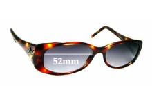 Sunglass Fix Sunglass Replacement Lenses for Dolce & Gabbana DG1124 - 52mm Wide