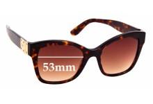 Sunglass Fix Sunglass Replacement Lenses for Dolce & Gabbana DG4309 - 53mm Wide