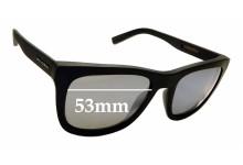 Sunglass Fix Sunglass Replacement Lenses for Dolce & Gabbana DG2145 - 53mm Wide