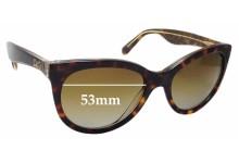 Sunglass Fix Sunglass Replacement Lenses for Dolce & Gabbana DG4192 - 53mm Wide