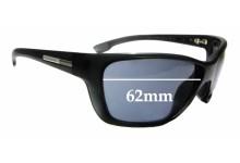 Sunglass Fix Sunglass Replacement Lenses for Dolce & Gabbana DG6065 - 62mm Wide