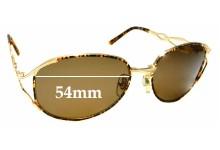 Sunglass Fix Sunglass Replacement Lenses for Eye Gear 1007 - 54mm Wide