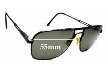 Sunglass Fix Sunglass Replacement Lenses for Eyetel Linea Flex - 55mm Wide