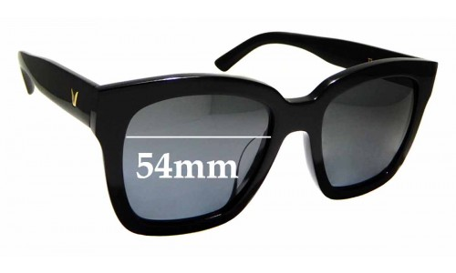 Sunglass Fix Sunglass Replacement Lenses for Gentle Monster The Dreamer - 54mm Wide