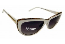 Sunglass Fix Sunglass Replacement Lenses for Givenchy SGV766 - 56mm Wide