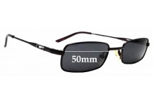 Sunglass Fix Sunglass Replacement Lenses for Gucci GG1637 - 50mm Wide
