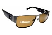Sunglass Fix Sunglass Replacement Lenses for Guess GU6659 - 60mm Wide