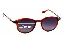 Sunglass Fix Sunglass Replacement Lenses for Joseph Marc 4133 - 47mm Wide