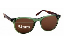 Sunglass Fix Sunglass Replacement Lenses for Joseph Marc 4147 - 54mm Wide