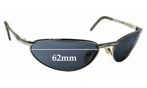 Sunglass Fix Sunglass Replacement Lenses for Killer Loop K0532 - 62mm Wide
