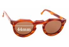 Sunglass Fix Sunglass Replacement Lenses for Lesca Panto - 44mm Wide