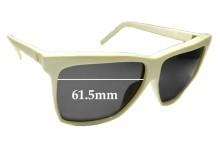 Sunglass Fix Sunglass Replacement Lenses for Liz Claiborne - 61.5mm Wide x 51mm Tall