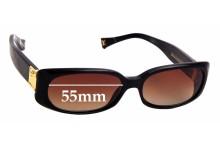 Sunglass Fix Sunglass Replacement Lenses for Louis Vuitton Z0010W - 55mm Wide