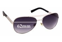 Sunglass Fix Sunglass Replacement Lenses for Louis Vuitton Z0340U - 61mm Wide