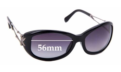 Sunglass Fix Sunglass Replacement Lenses for Maui Jim MJ215 Alana - 56mm Wide