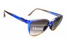 Sunglass Fix Sunglass Replacement Lenses for Maui Jim Honi MJ758 - 54mm Wide