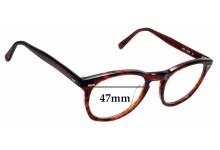Sunglass Fix Sunglass Replacement Lenses for Michael Blanc Fifti - 47mm Wide