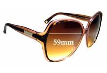 Sunglass Fix Sunglass Replacement Lenses for Michael Kors Capri MK234 - 59mm Wide