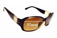 Sunglass Fix Sunglass Replacement Lenses for Michael Kors Eleanor M2902S - 57mm Wide