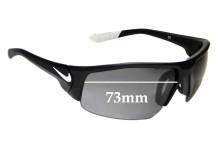 Sunglass Fix Sunglass Replacement Lenses for Nike Skylon ACE XV EV0857 - 73mm Wide