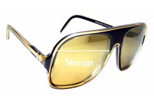 Sunglass Fix Sunglass Replacement Lenses for Nina Ricci 90 MNO - 56mm Wide