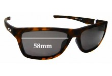 Sunglass Fix Sunglass Replacement Lenses for Oakley Holston OO9334 - 58mm Wide