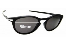 Sunglass Fix Sunglass Replacement Lenses for Oakley Pitchman R OO9439 - 50mm Wide