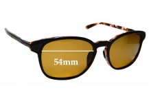 Sunglass Fix Sunglass Replacement Lenses for Oakley Ringer OO2047- 54mm Wide