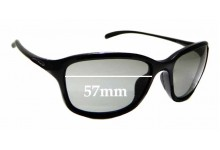 Sunglass Fix Sunglass Replacement Lenses for Oakley She's Unstoppable OO9297 - 57mm Wide