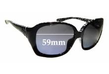 Sunglass Fix Sunglass Replacement Lenses for Oakley Unfaithful OO2029 - 59mm Wide