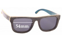 Sunglass Fix Sunglass Replacement Lenses for Ozed OZ 5031 - 54mm Wide **Cannot Make Lenses For This Model**