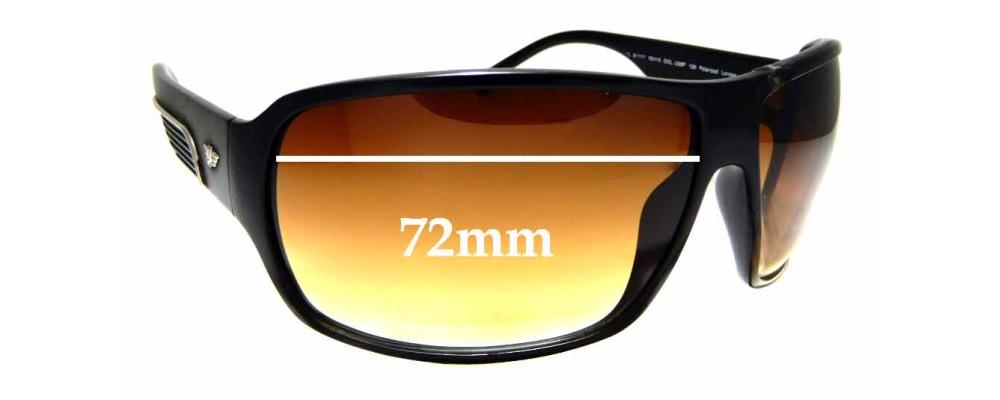 SFX Replacement Sunglass Lenses fits Arnette AN4089 66mm Wide