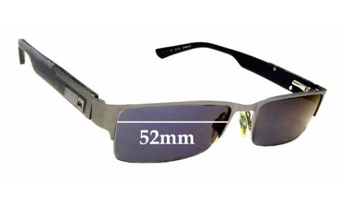 Sunglass Fix Sunglass Replacement Lenses for Quiksilver QS 56 - 52mm Wide