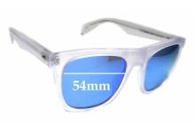 Sunglass Fix Sunglass Replacement Lenses for Rag & Bone 5002/S - 54mm Wide