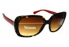 Sunglass Fix Sunglass Replacement Lenses for Ralph Lauren RA5198 - 56mm Wide