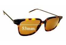 Sunglass Fix Sunglass Replacement Lenses for Rapha City Square - 53mm