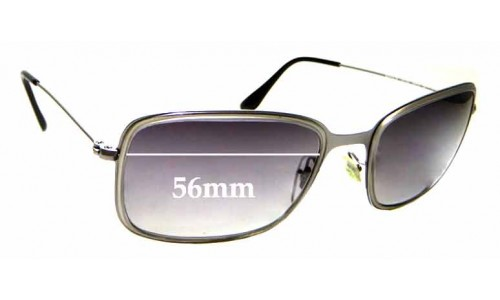 Sunglass Fix Sunglass Replacement Lenses for Ray Ban RB3514-M - 56mm wide