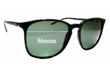 Sunglass Fix Sunglass Replacement Lenses for Ray Ban RB4387 - 56mm Wide