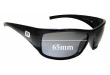 Sunglass Fix Sunglass Replacement Lenses for Rev Nitro+ - 65mm Wide