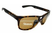 Sunglass Fix Sunglass Replacement Lenses for ROKA Vendee - 56mm Wide